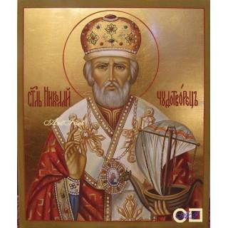 Goblen de diamante - Sf. Nicolae