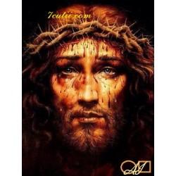 Goblen de diamante Iertarea lui Isus