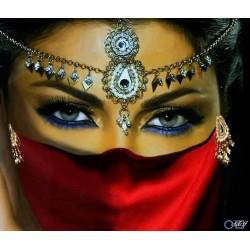 Goblen de diamante - Ochii  Irezistibili  Arabe