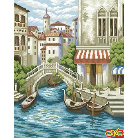 Goblen de diamante - Peisaj din Venetia