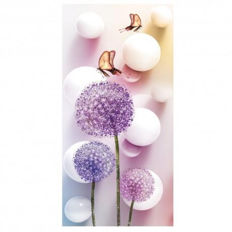 Goblen de diamante - Floare Violet