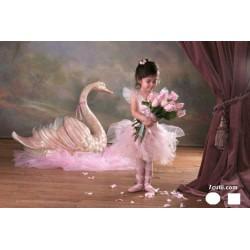Goblen de diamante - Mica balerina