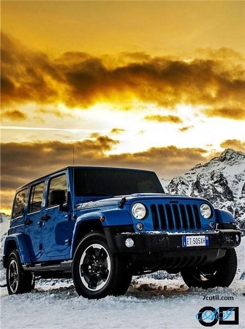 Goblen de diamante - Jeep : Dimensiuni si tip - 32x24 cm Margele Patrate