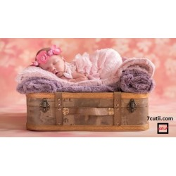 Goblen de diamante -  Bebelus dormind
