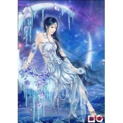 Goblen de diamante - Fata lunii