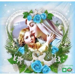 Goblen de diamante - Divina Iubire a Mamei