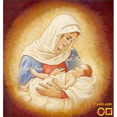 Goblen de diamante - S-a nаscut Fiul lui Dumnezeu
