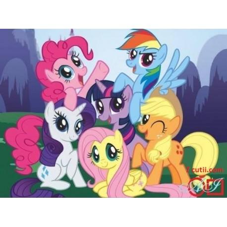 Goblen de diamante - My little pony