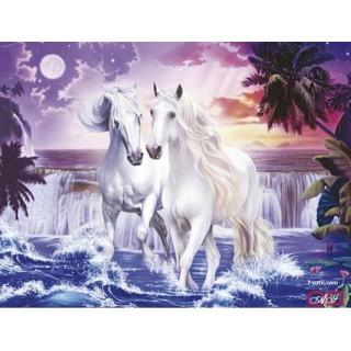 Goblen de diamante - Cai albi si liberi