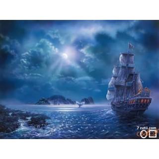 Goblen de diamante - Balenieră