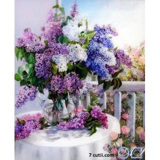 Goblen de diamante - Aroma de liliac