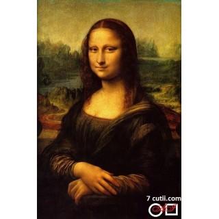 Goblen de diamante - Mona Lisa