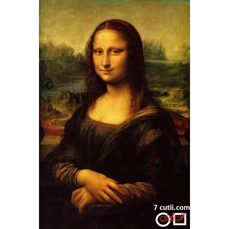 Goblen de diamante - Mona Lisa