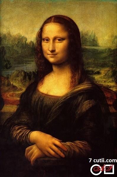 Goblen de diamante - Mona Lisa: Dimensiuni si tip - 35x25 cm Margele Patrate
