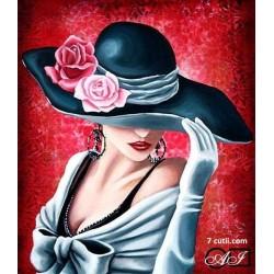 Goblen de diamante - Misterioasa Lady