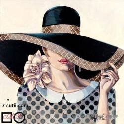 Goblen de diamante - Eleganta si stil