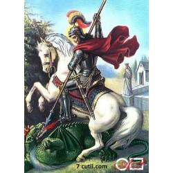 Goblen de diamante - Sf. Gheorghe ucide zmeul