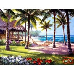 Goblen de diamante - Dimineata havaiana
