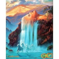 Goblen de diamante - Nascuti din apa