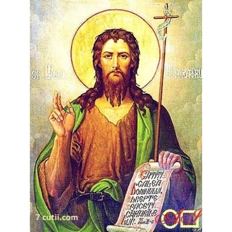 Goblen de diamante - Sfantul Ioan Botezatorul