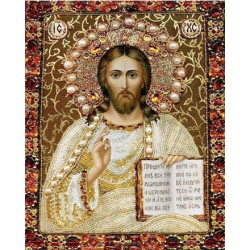 Goblen de diamante - Binecuvantarea lui Isus