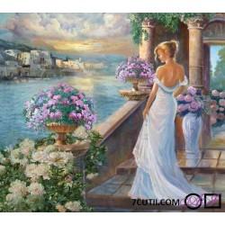 Goblen de diamante -Fiica pescarului