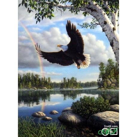 Goblen de diamante - Pamantul vulturului