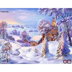 Goblen de diamante - Povestea de iarna si zvonul clopotului