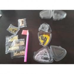 10buc cutiute pentru pastrarea diamantelor