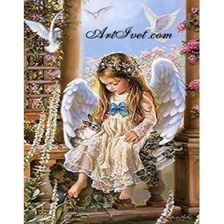 Pictura pe numere - Dragoste angelica